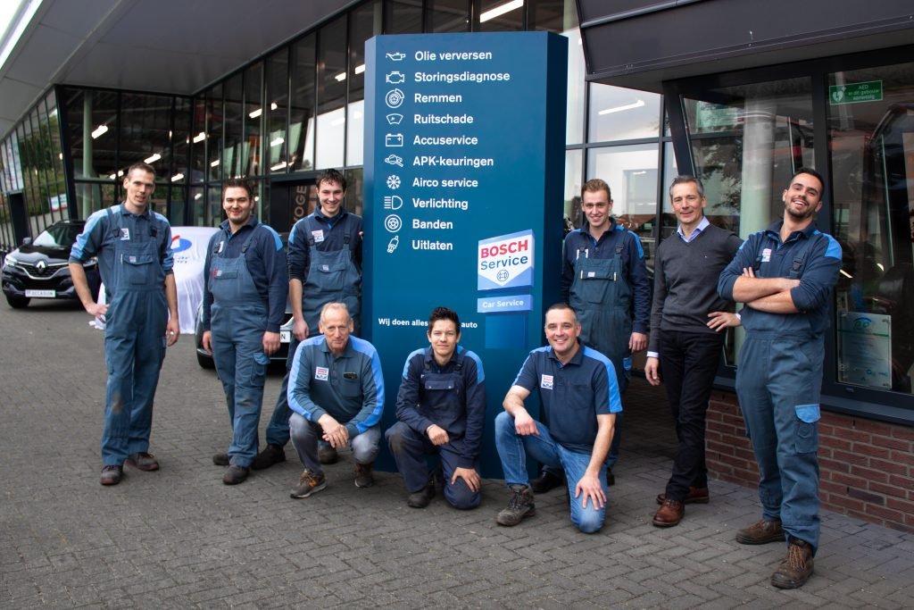 Bosch Car Service Florijn Automotive